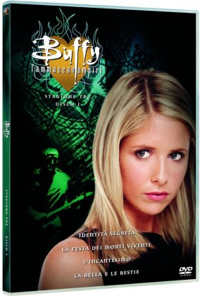 Buffy: season 3 - Episodi 1 - 11 (Box, 3 DVDs)