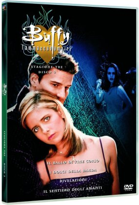 Buffy: season 3 - Episodi 12 - 22 (Box, 3 DVDs)