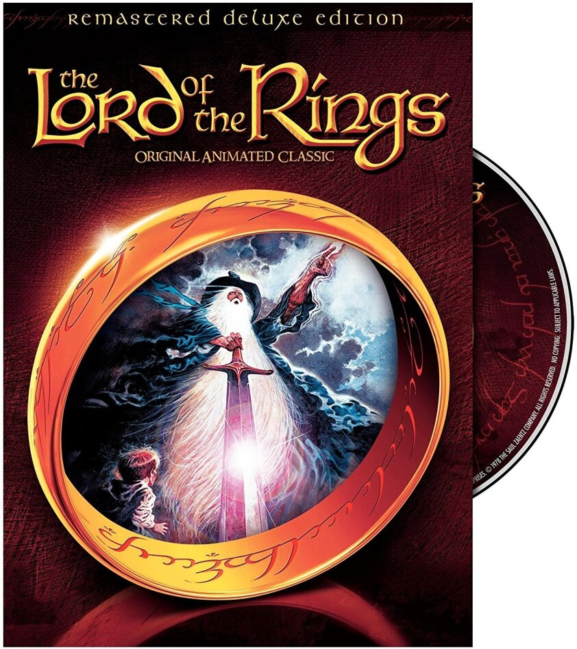 The Lord of the Rings (Deluxe Edition, 2 DVD)