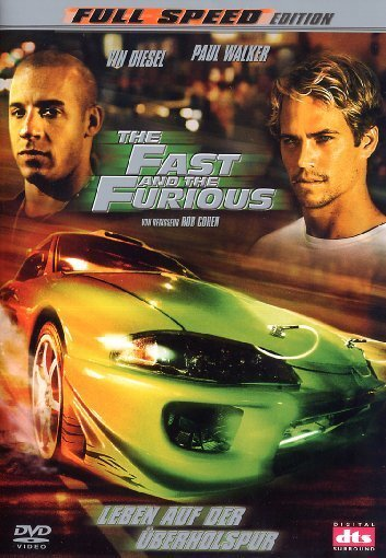 The fast and the furious - (Full Speed Edition) (2001)