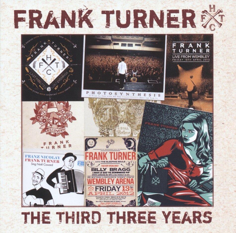 Frank Turner - Third Three Years