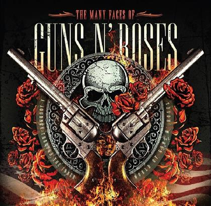 Many Faces Of Guns N'Roses (3 CDs)