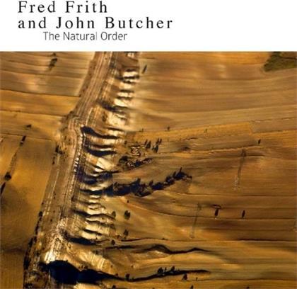 Fred Frith & John Butcher - Natural Order