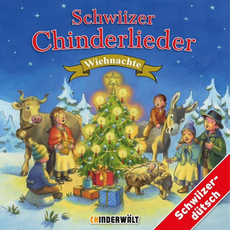 Schwiizer Chinderlieder - Wiehnachte - Various (2 CDs)