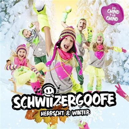 Schwiizergoofe - Herbscht & Winter (2 CDs)