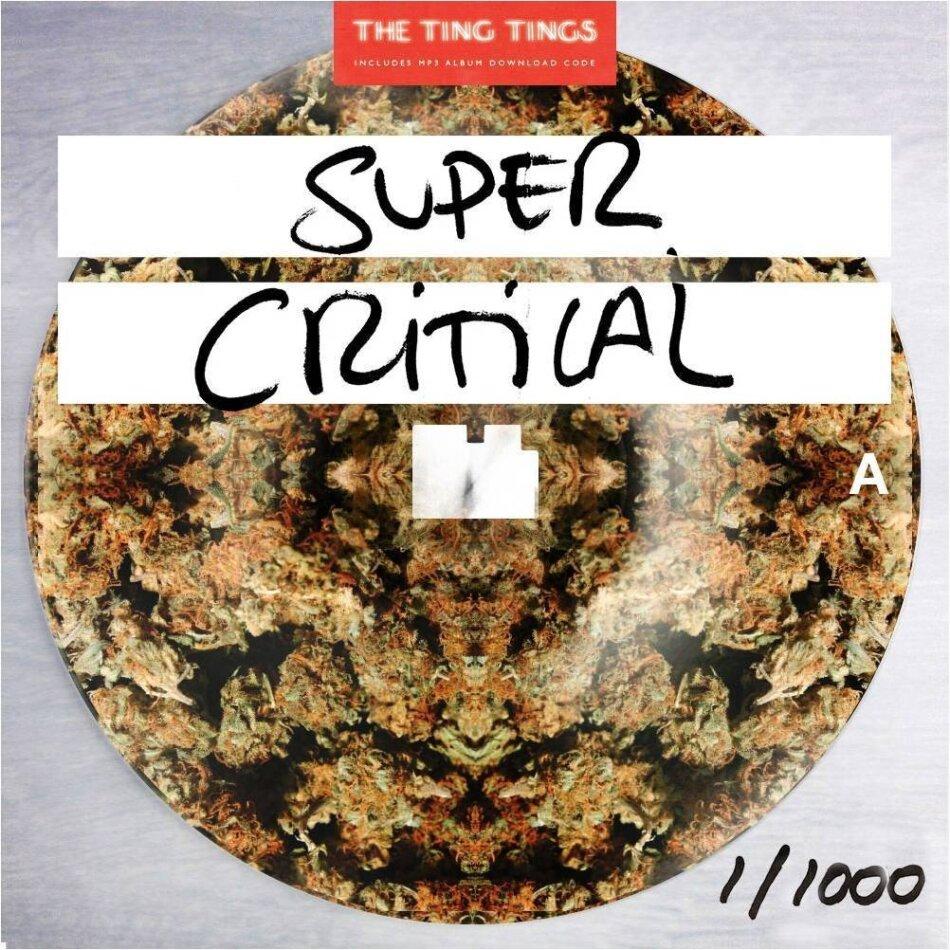 The Ting Tings - Super Critical (LP + Digital Copy)