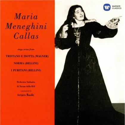 Arturo Basile, RAI Orchestra Turin, Richard Wagner (1813-1883), Vincenzo Bellini (1801-1835) & Maria Callas - The First Recordings - Remastered 2014 (Remastered)
