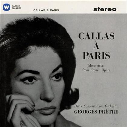 Christoph Willibald Gluck (1714-1787), Jules Massenet (1842-1912), Charles François Gounod (1818-1893), Héctor Berlioz (1803 - 1869), Georges Prêtre, … - Callas À Paris II - Remastered 2014 (Remastered)
