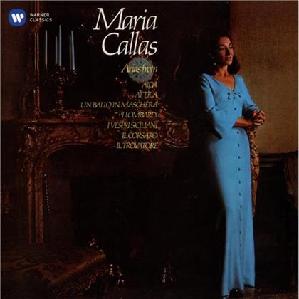 Giuseppe Verdi (1813-1901), Nicola Rescigno, Maria Callas & Orchestre de Chambre de Paris - Verdi Arias III - Remastered 2014 (Remastered)