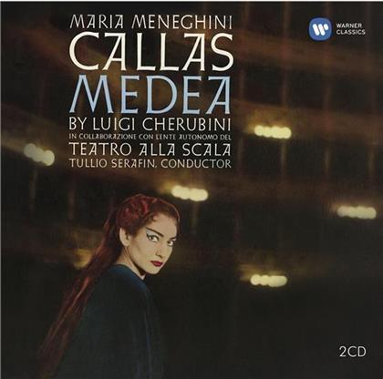 Renata Scotto, Picchi, Luigi Cherubini (1760-1842), Tullio Serafin, Maria Callas, … - Medea - Remastered 2014 (Remastered, 2 CDs)