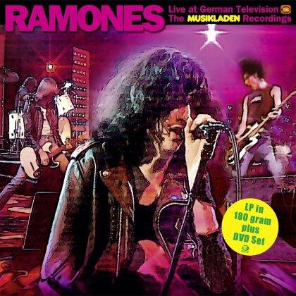 Ramones - Musikladen Recording 1978 (LP + DVD)