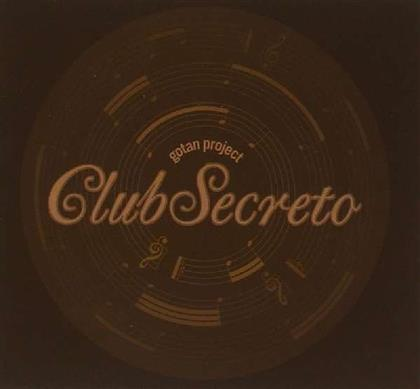 Gotan Project - Club Secreto (Digipack)
