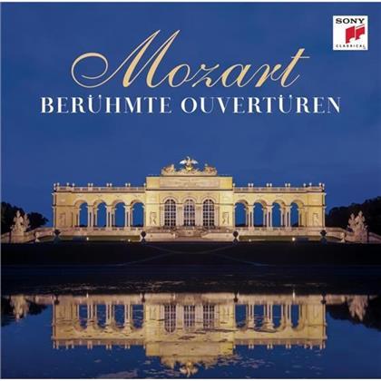 Wolfgang Amadeus Mozart (1756-1791) - Berühmte Ouvertüren