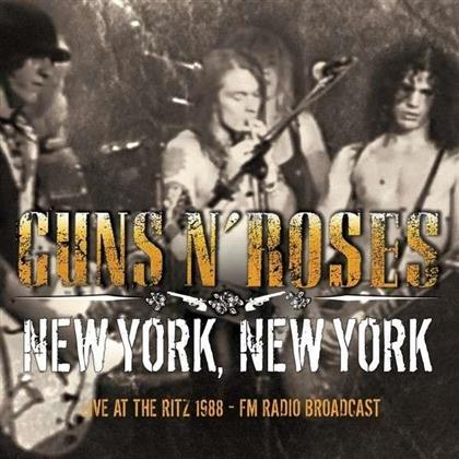 Guns N' Roses - New York New York - Live 1988