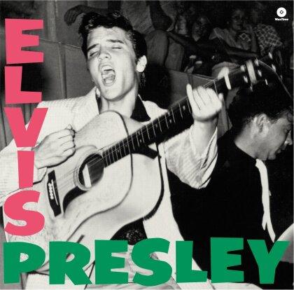 Elvis Presley - --- - Wax Time, + 4 Bonustracks (LP)