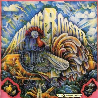 Atomic Rooster - Made In England (LP)