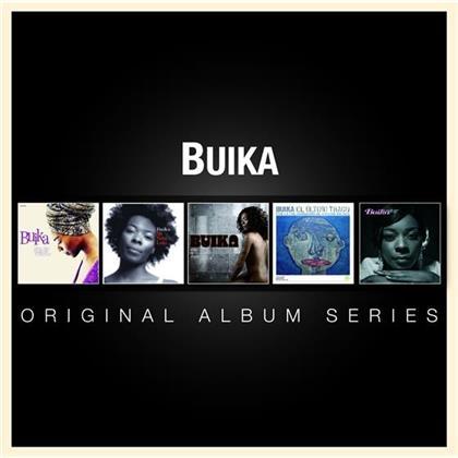 Buika - Original Album Series (5 CDs)