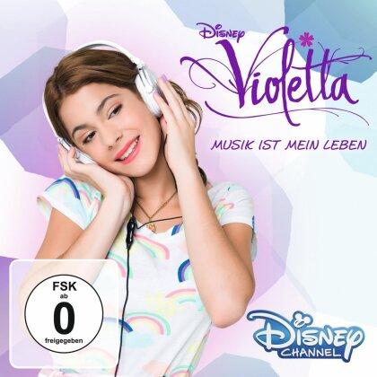 Violetta (Walt Disney) - Musik Ist Mein Leben (Deluxe Edition, CD + DVD)