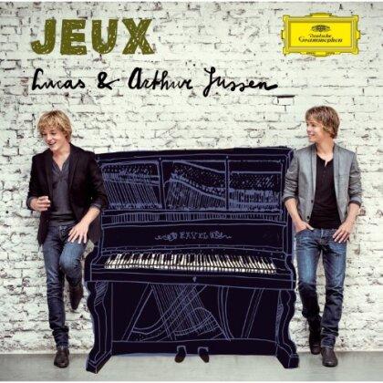 Gabriel Fauré (1845-1924), Francis Poulenc (1899-1963), Maurice Ravel (1875-1937), Arthur Jussen & Lucas Jussen - Jeux