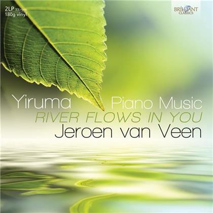 Jeroen van Veen (*1969) & Yiruma - Piano Music - River Flows In You (2 LPs)