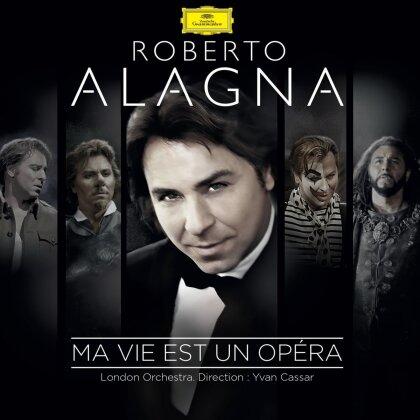 Roberto Alagna - Ma Vie Est Un Opera (Limited Edition, 2 CDs)