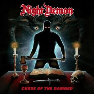 Night Demon - Curse Of The Damned (LP)