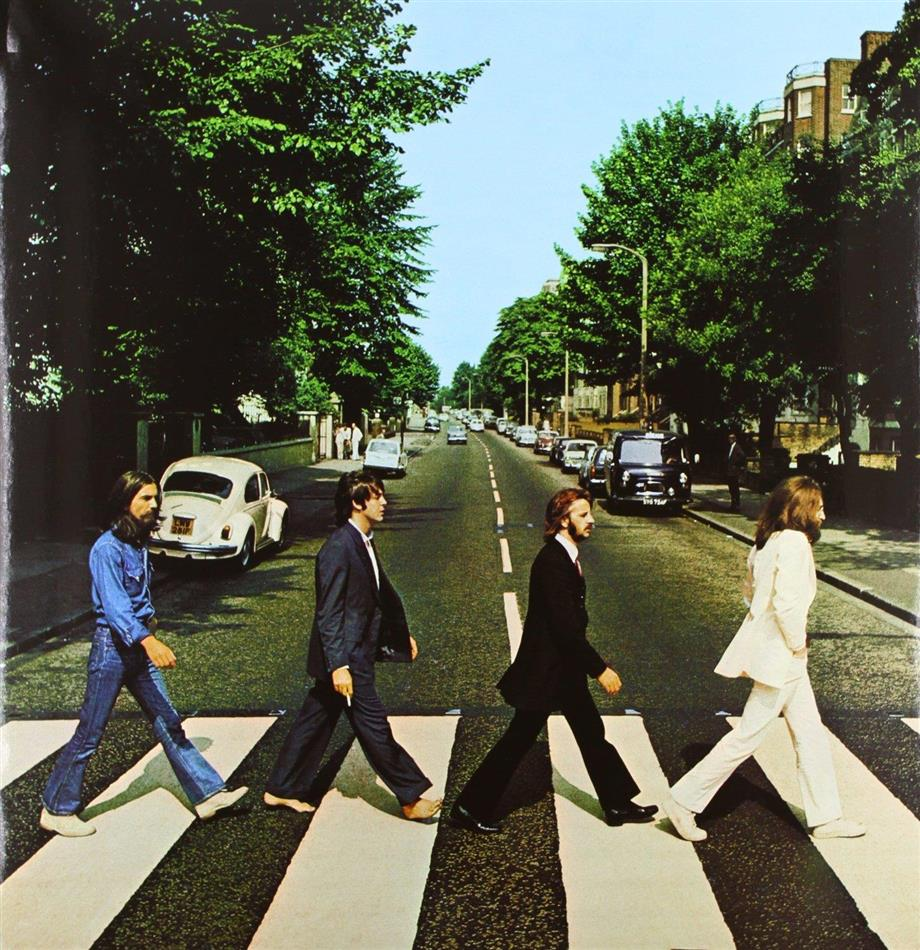 The Beatles - Abbey Road (Japan Edition, Remastered)