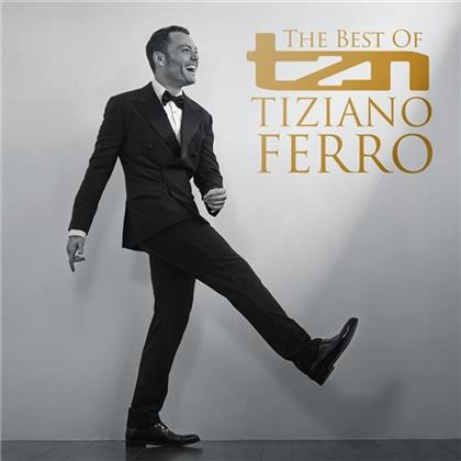 Tiziano Ferro - TZN - Best Of (2 CDs)