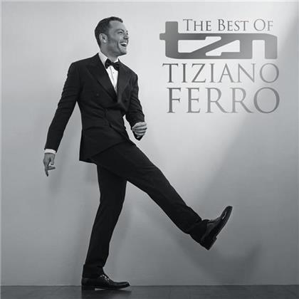 Tiziano Ferro - TZN - Best Of (Deluxe Edition, 4 CDs)
