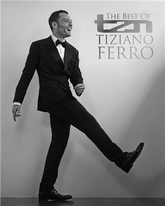 Tiziano Ferro - TZN - Best Of (Special Fan Edition + 7 Inch, 4 CDs + 2 DVDs + Buch)