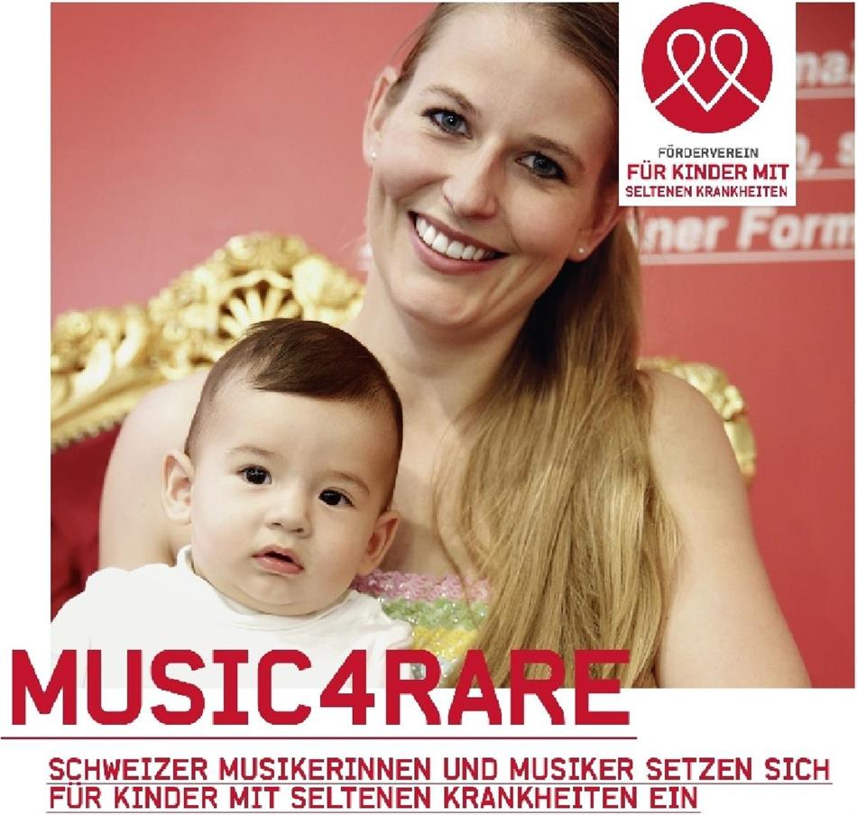 Music4Rare (2 CDs)