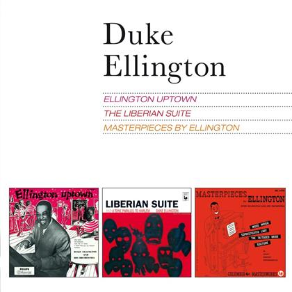 Duke Ellington - Ellington Uptown + The Liberia (2 CDs)