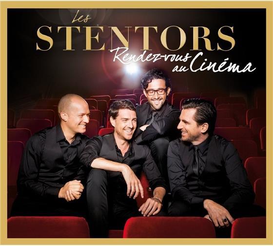 Les Stentors - Rendez Vous Au Cinema (Collector's Edition)