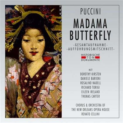 Giacomo Puccini (1858-1924), Dorothy Kirsten, Rosalind Nadell, Daniele Barioni, Thomas Carter, … - Madama Butterfly (2 CDs)