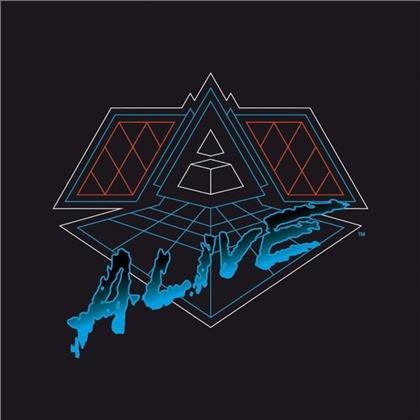Daft Punk - Alive 2007 (2 LPs)