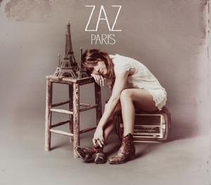 Zaz - Paris (Limited Edition + Bonus, Japan Edition, CD + DVD)