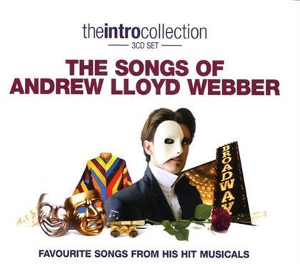 Andrew Lloyd Webber - Songs Of Andrew Lloyd Webber (3 CDs)