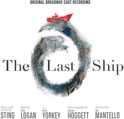 Sting - Last Ship - OST (CD)