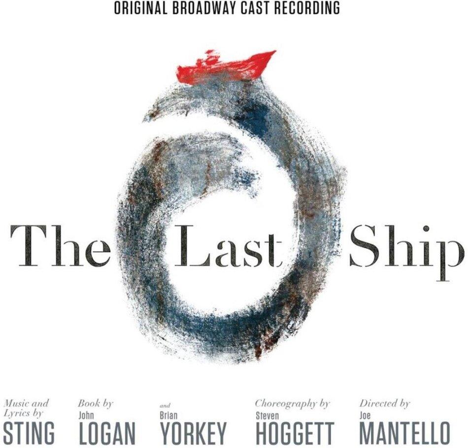 Sting - Last Ship - OST (CD)