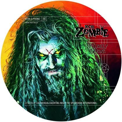 Rob Zombie - Hellbilly Deluxe - Picture Disc (LP)