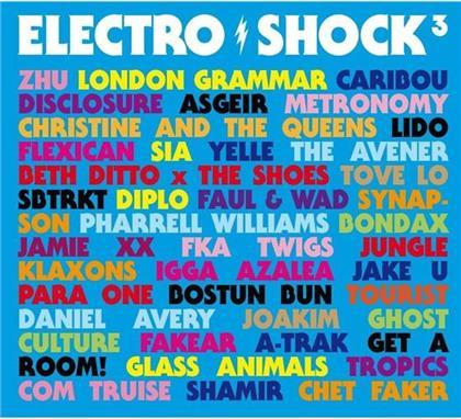 Electro Schock - Vairious (2 CDs)
