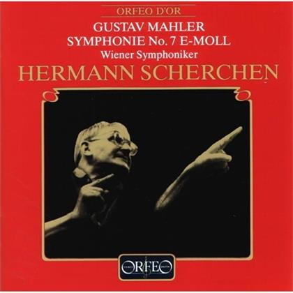 Gustav Mahler (1860-1911), Hermann Scherchen & Wiener Symphoniker - Sinfonie No. 7 E-Moll