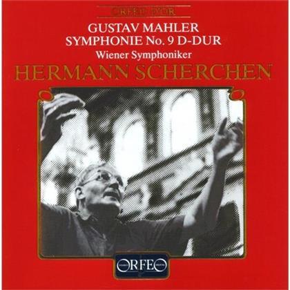 Gustav Mahler (1860-1911), Hermann Scherchen & Wiener Symphoniker - Sinfonie No. 9 D-Dur