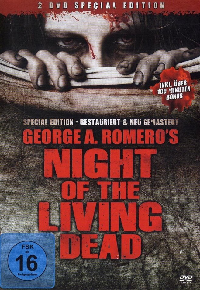 Night of the living dead (1968) (Special Edition, 2 DVDs)