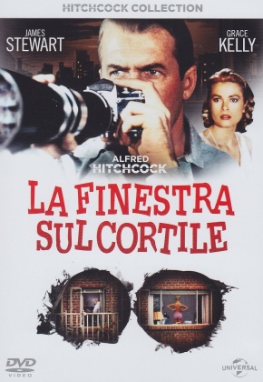 La finestra sul cortile - Rear window (1954)