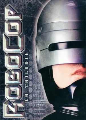 Robocop 1-3 - La Trilogie (3 DVDs)