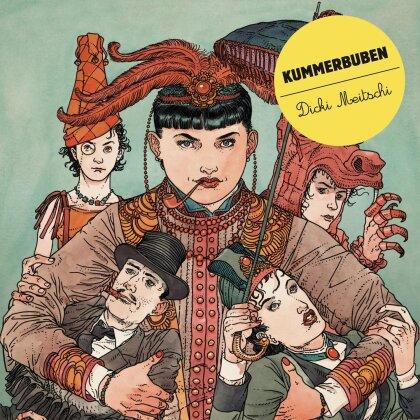 Kummerbuben - Dicki Meitschi (LP)