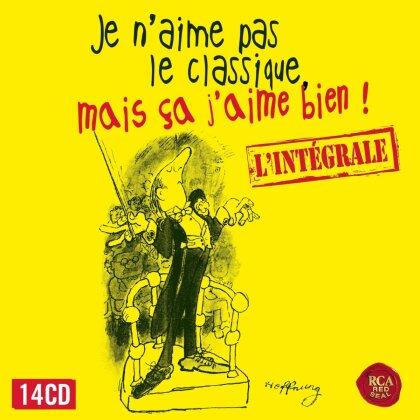 Divers - Je N'aime Pas Le Classique,Mais Ça J'aime Bien! (14 CDs)