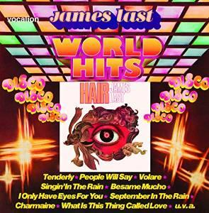 James Last - World Hits / Hair (2 CDs)