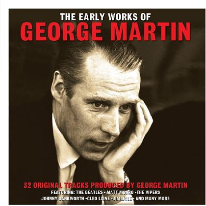 Early Works Of George Martin (2 CDs)